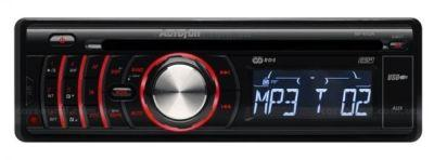 CD-ресивер AUTOFUN MP-529UA (MP-3/CD/USB/AUX)